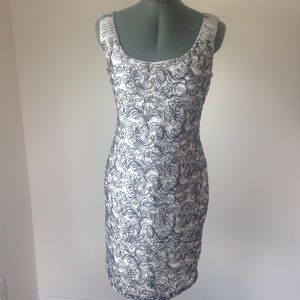 save the queen Lace Shift Dress